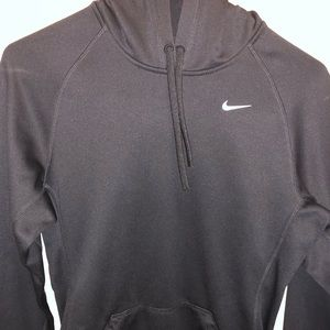 Nike hoodie.